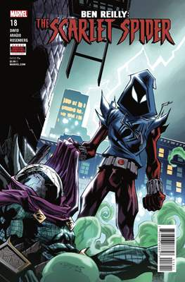 Ben Reilly: The Scarlet Spider (Comic-book) #18