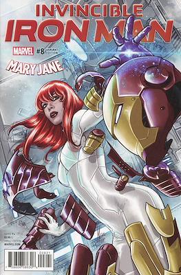 Invincible Iron Man Vol. 4 #8.1
