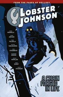 Lobster Johnson (Softcover) #6