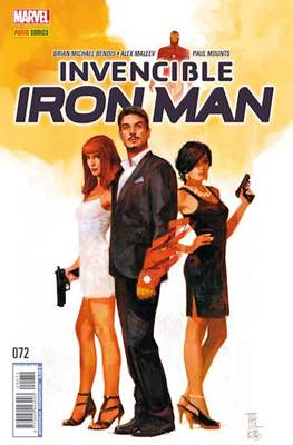 El Invencible Iron Man Vol. 2 (2011-) (Grapa - Rústica) #72