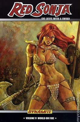 Red Sonja. She-Devil with a Sword (Hardcover) #5