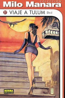 Colección Milo Manara (Rústica) #27