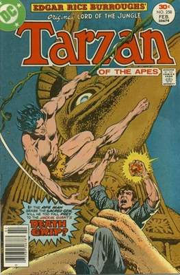 Tarzan (Comic-book) #258