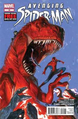 Avenging Spider-Man (Comic-Book) #15
