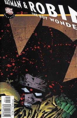 All Star Batman & Robin, The Boy Wonder (Variant Cover) #2