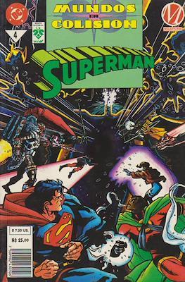 Superman: Mundos En Colision (Rústica) #4