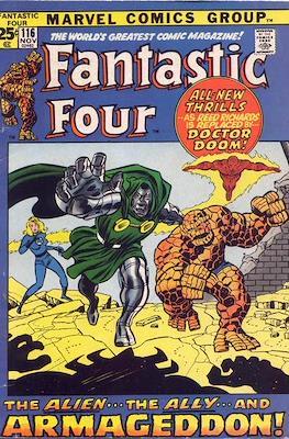 Fantastic Four Vol. 1 (1961-1996) (saddle-stitched) #116