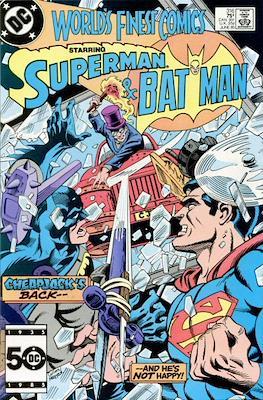 World's Finest Comics (1941-1986) (Grapa) #316