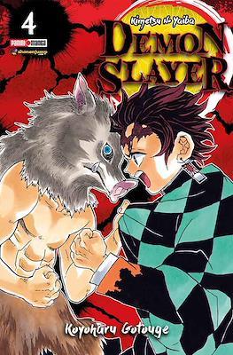 Demon Slayer: Kimetsu no Yaiba (Rústica con sobrecubierta) #4