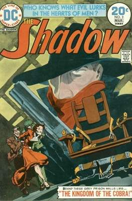 The Shadow Vol.1 #3