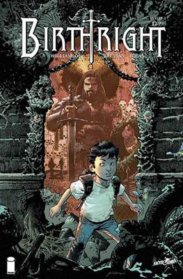 Birthright (Comic-book) #1