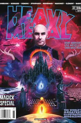 Heavy Metal Magazine (Grapa) #286