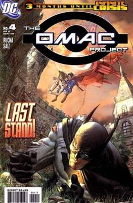 The OMAC project (2005) (Comic book) #4