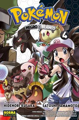 Pokémon (Rústica con solapas) #29