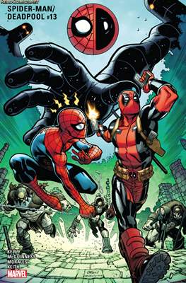 Spider-Man / Deadpool (Digital) #13