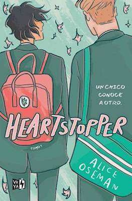Heartstopper (Rústica) #1