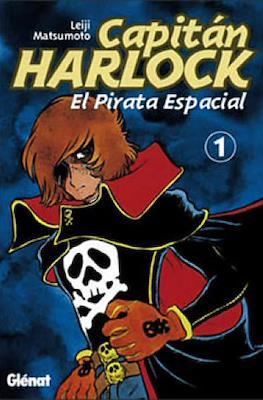Capitán Harlock - El Pirata Espacial (Rústica con sobrecubierta 192 pp) #1