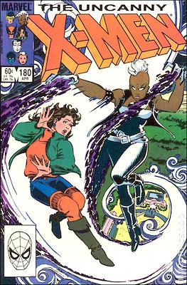 The Uncanny X-Men (1963-2011) (Comic-Book) #180