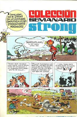Colección Semanario Strong (Cartoné retapado) #6