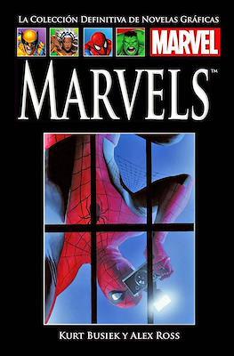 La Colección Definitiva de Novelas Gráficas Marvel (Cartoné) #12