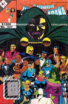 El Asombroso Hombre Araña presenta (Grapa) #237