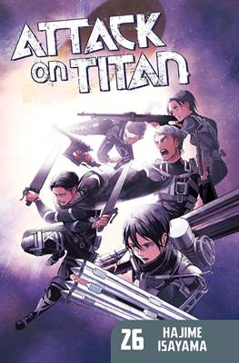 Attack on Titan (Softcover) #26