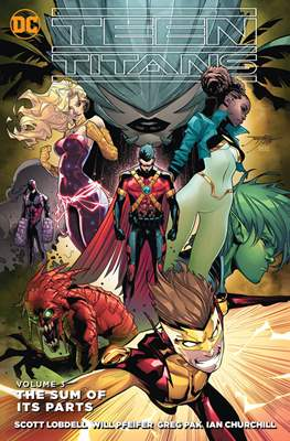 Teen Titans Vol. 5 (2014-2016) (Softcover) #3
