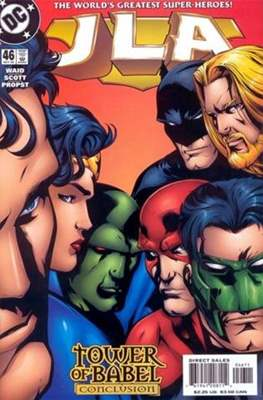 JLA Vol. 1 (1997-2006) (Comic-Book) #46