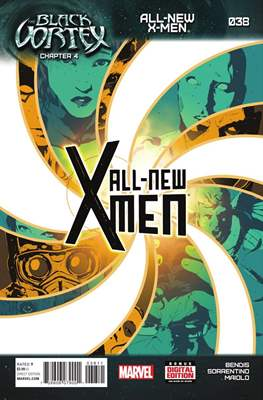 All-New X-Men (Comic Book) #38