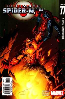 Ultimate Spider-Man (2000-2009; 2011) (Comic-Book) #77