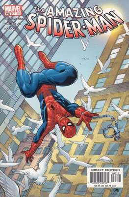 The Amazing Spider-Man Vol. 2 (1999-2014) (Comic-Book) #47 (488)