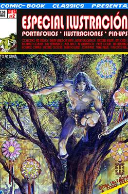 Comic-Book Classic Presenta: Extra (Rústica 180 pp) #2