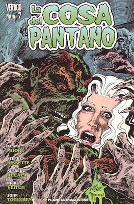 La Cosa del Pantano (2006-2008) (Rústica 64 pp) #7