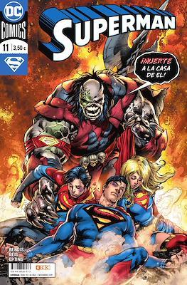 Superman. Nuevo Universo DC / Renacimiento (Grapa) #90/11