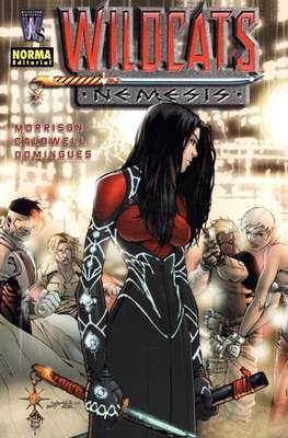 WildC.A.T.S. Nemesis #1