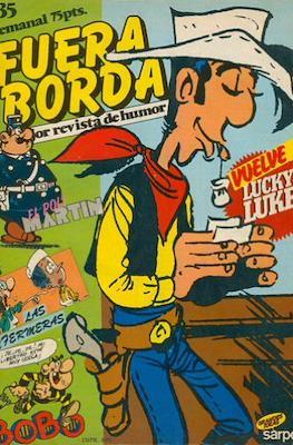 Fuera Borda (Grapa) #35