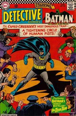 Detective Comics Vol. 1 (1937-2011; 2016-) (Comic Book) #354
