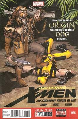Wolverine and the X-Men Vol. 1 #26