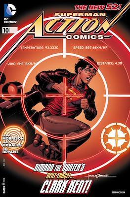 Action Comics Vol. 2 (2011-2016) #10