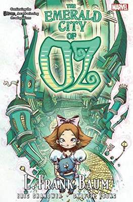 The Wonderful Wizard Of Oz (Hardcover) #6