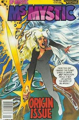 Ms. Mystic (1987-1992) (Grapa) #1