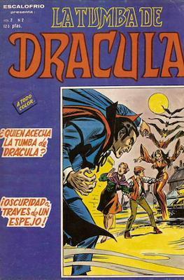 Escalofrio presenta: La tumba de Dracula Vol. 2 (1981) (Rústica 48-56 pp) #2