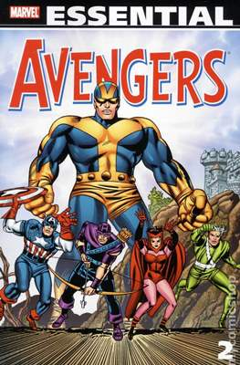 Essential Avengers (Softcover 2nd Edition) #2