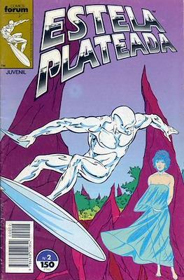 Estela Plateada Vol. 1 / Marvel Two-In-One: Estela Plateada & Quasar (1989-1991) (Grapa 32-64 pp) #2