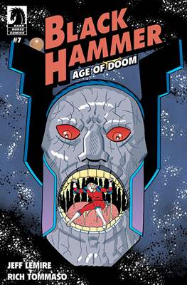 Black Hammer: Age of Doom (Comic Book) #7