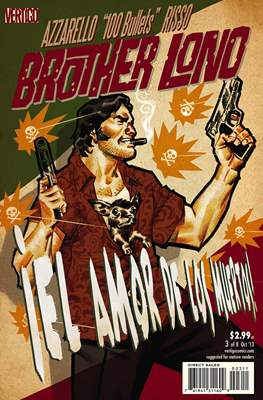 100 Bullets: Brother Lono (Comic Book) #3
