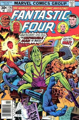 Fantastic Four Vol. 1 (1961-1996) (saddle-stitched) #176