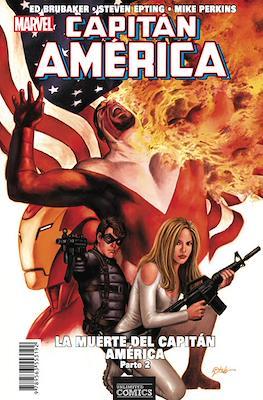 La muerte del Capitán América #2