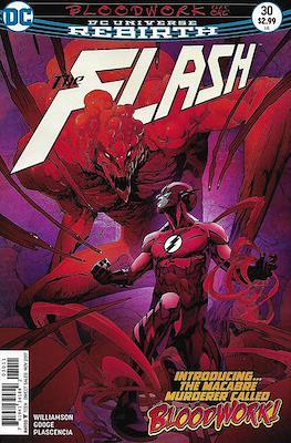 The Flash Vol. 5 (2016-2020) (Comic Book) #30