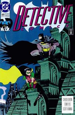 Detective Comics Vol. 1 (1937-2011; 2016-) (Comic Book) #649